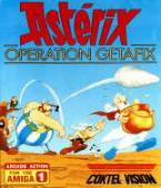 Asterix: Operation Getafix box cover