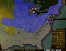 Ata: Extracts from the American Civil War screenshot