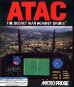 A.T.A.C.: A War on Drugs box cover
