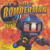 Atomic Bomberman box cover