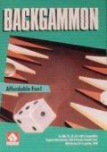 Backgammon (ShareData) box cover