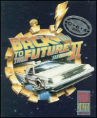 Back to The Future II box cover