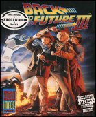 Back to The Future III box cover