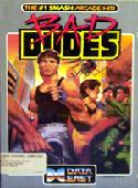 Bad Dudes box cover