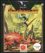 Barbarian (Mastertronic) box cover