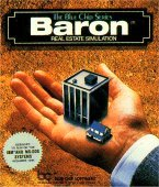 Baron: The Real Estate Simulation box cover