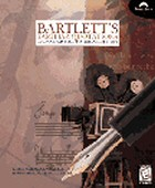 Bartlett's Familiar Quotations: Expanded Multimedia Edition box cover