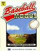 Baseball Mogul box cover