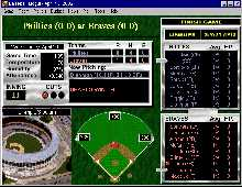 Baseball Mogul screenshot