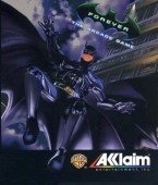 Batman Forever: The Arcade Game box cover