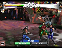 Batman Forever: The Arcade Game screenshot