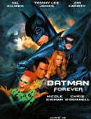  Batman Forever box cover