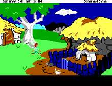 Black Cauldron, The screenshot