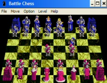 Battle Chess for Windows screenshot