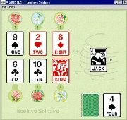 Beehive Solitaire screenshot