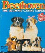 Beethoven's 2nd box cover