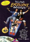 Bill & Ted's Excellent Adventure box cover