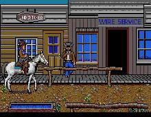 Legend of Billy The Kid, The screenshot