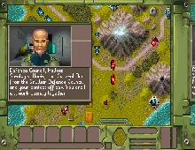 Battle Isle II screenshot