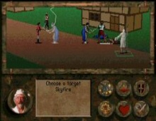 Betrayal at Krondor screenshot