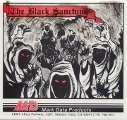 Black Sanctum, The box cover
