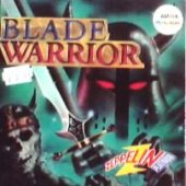 Blade Warrior box cover