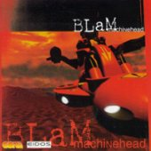 Blam! Machinehead box cover