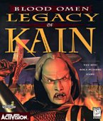 Blood Omen: Legacy of Kain box cover