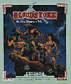 Bloodstone box cover