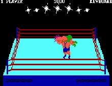 Bop 'N Wrestle screenshot