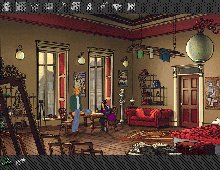 Broken Sword: The Shadow of The Templar screenshot