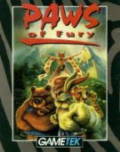 Brutal: Paws of Fury box cover