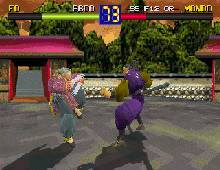 Battle Arena: Toshinden screenshot