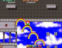 Bubble Bobble featuring Rainbow Islands screenshot