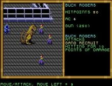 Buck Rogers: Matrix Cubed screenshot