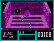 Bugs Bunny Hare-brained Adventure, The screenshot