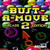 Bust-A-Move 2: Arcade Edition box cover