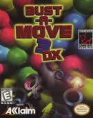 Bust-A-Move 3 DX box cover