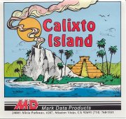 Calixto Island box cover