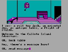 Calixto Island screenshot