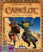 Conquests of Camelot box cover
