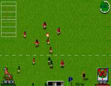 Campo's International Rugby screenshot