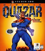 Captain Quazar box cover