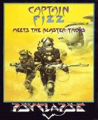 Captain Fizz meets the Blaster-Trons box cover