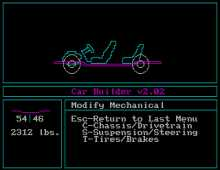  Car Builder screenshot