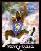 Carl Lewis Challenge, The box cover