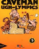 Caveman Ugh-lympics box cover