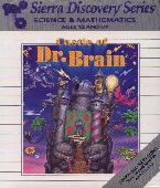 Castle of Dr. Brain box cover