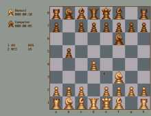 Complete Chess System screenshot