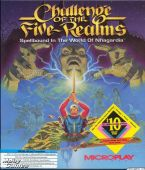 Challenge of The Five Realms box cover